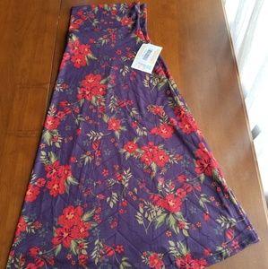 Brand new Lularoe Azure Skirt